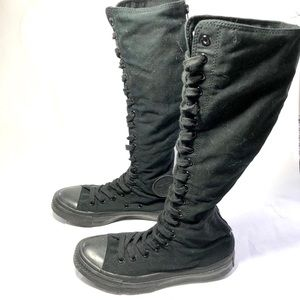 62634588557b Converse · Converse Chuck Taylor All Star Knee High Sneakers
